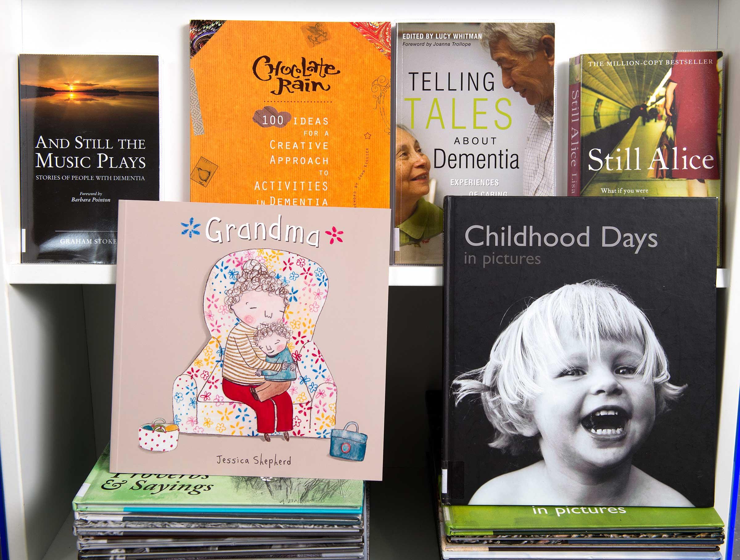 Reading Well Books on Prescription for dementia booklist | Reading