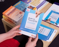 Thumbnail image for Reading Well Books on Prescription leaflet and books (copyright The Reading Agency).jpg