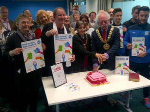 Southend Libraries launch event 12 January 2015.jpg