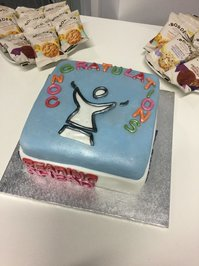 City of Glasgow College cake.jpg