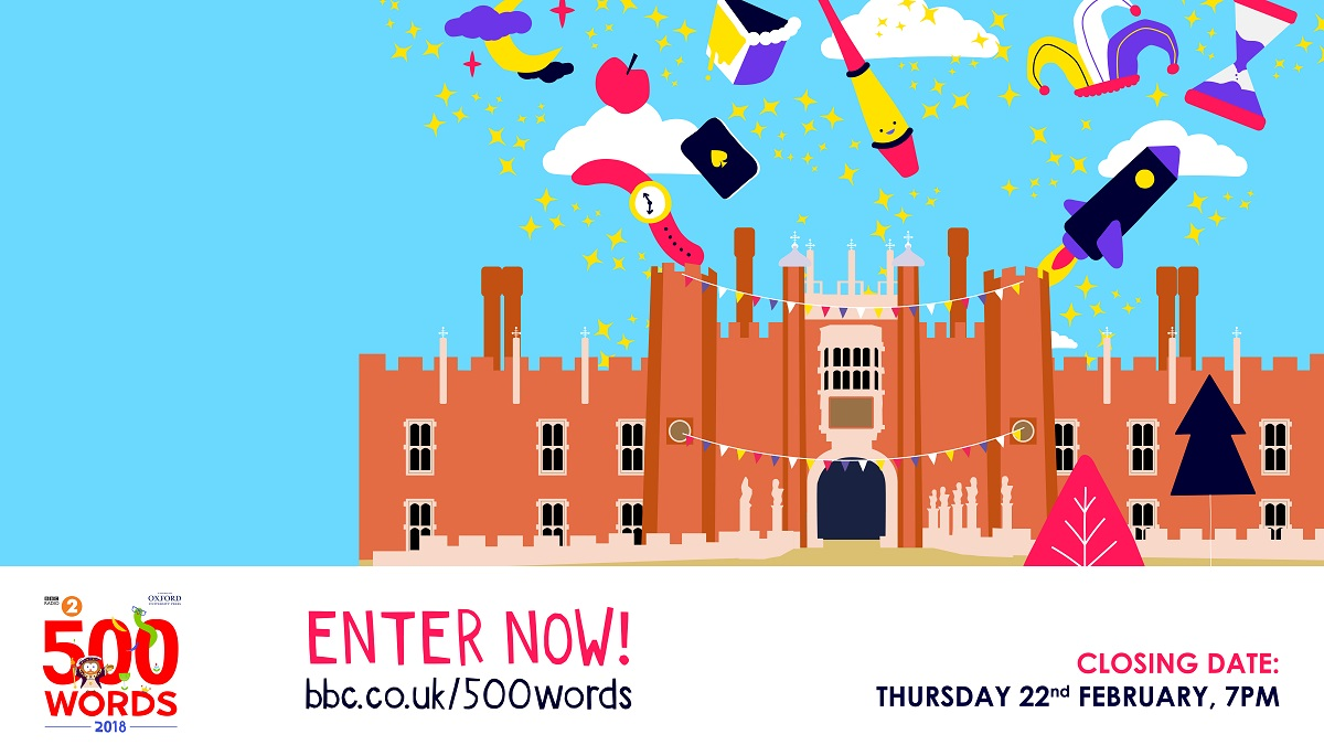 BBC 500 Words - competition launch | Reading Agency