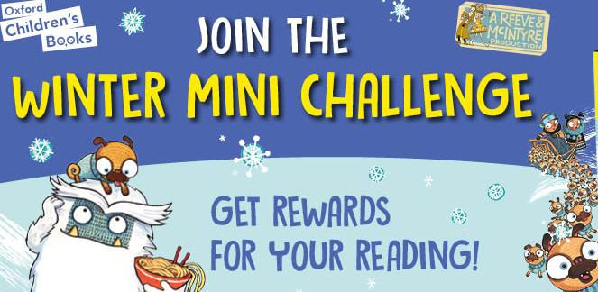 Image result for winter mini challenge