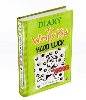 Diary Of A Wimpy Kid Books Hard Luck Diary of a Wimpy Kid Hard