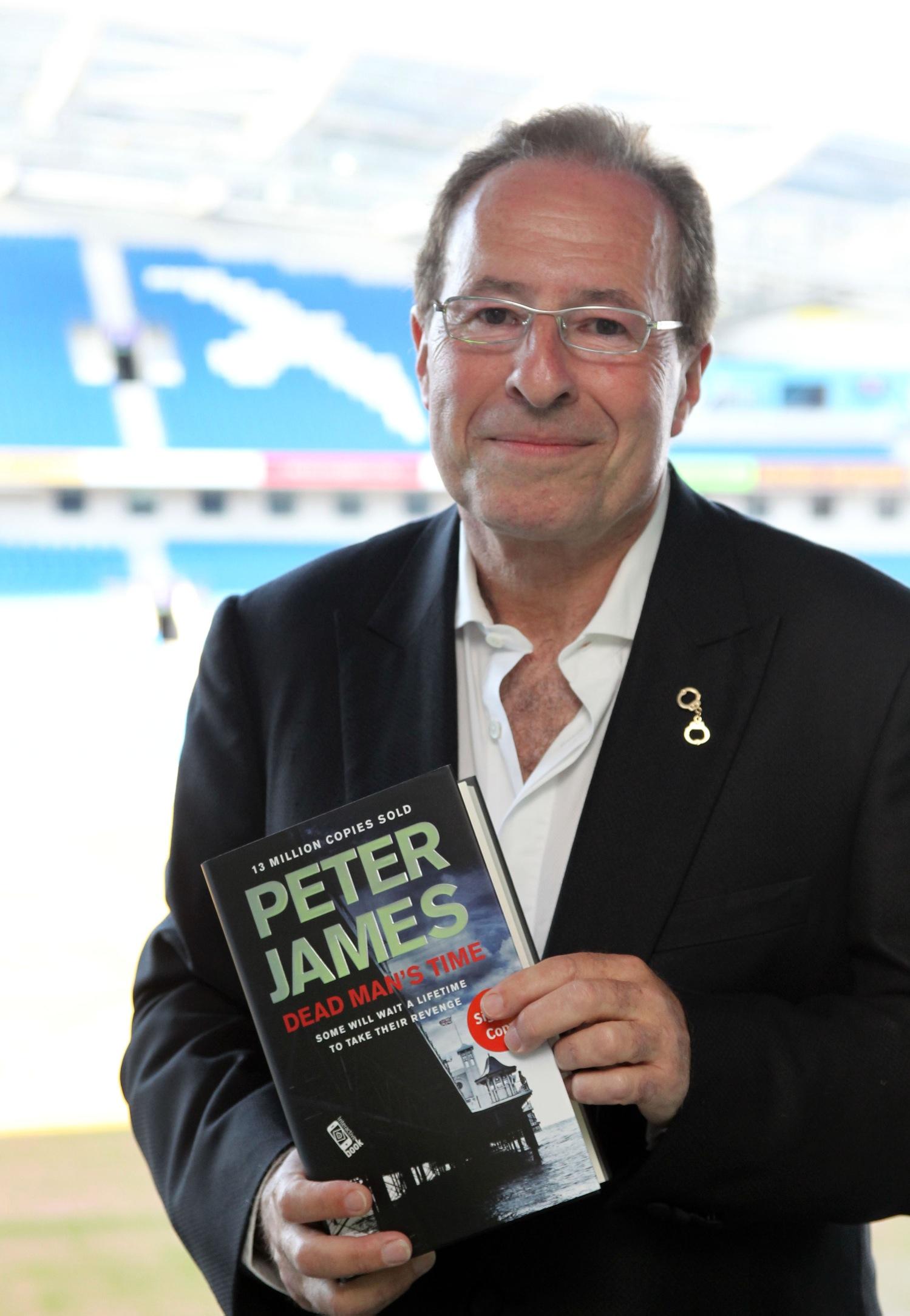 Peter James Net Worth