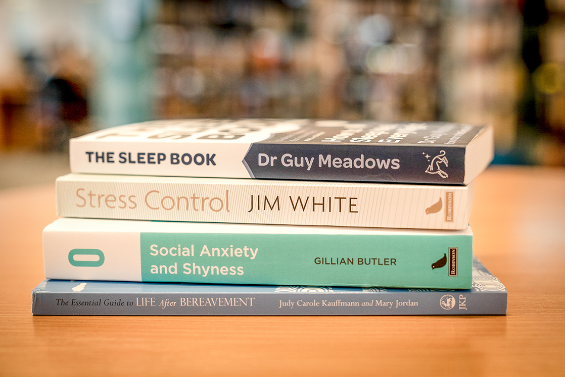 2018 Reading Well Aims To Combat Mental Health Stigma With Books By