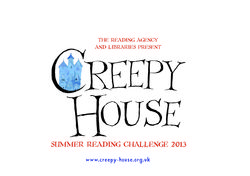 Thumbnail image for Creepy House logo