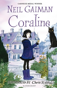 Coraline paperback cover 2013