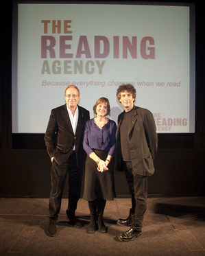 Neil Gaiman peter james miranda mckearney