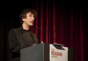 Neil Gaiman Reading Agency Lecture
