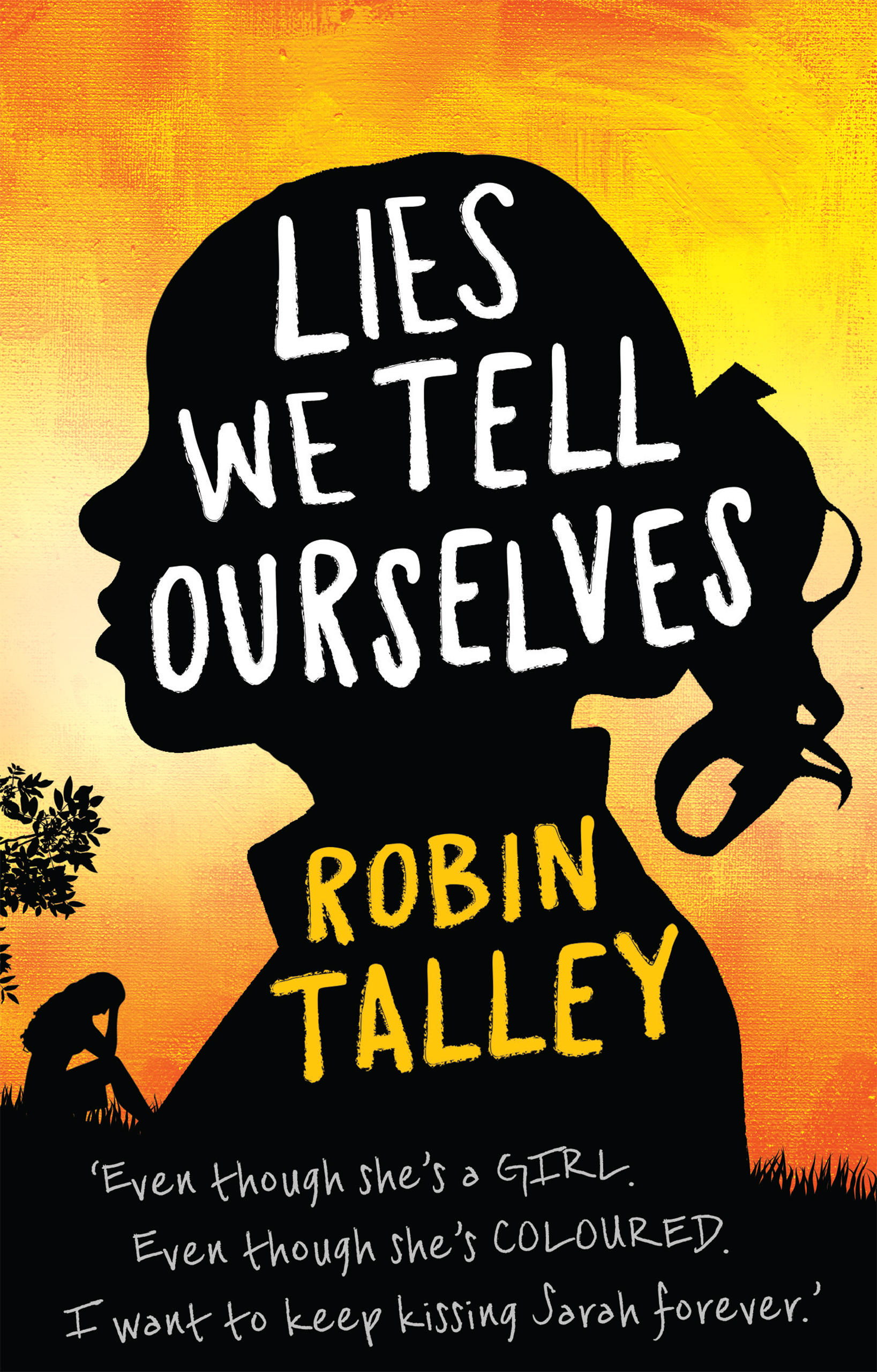 The Reading AgencyLies We Tell Ourselves competition winners