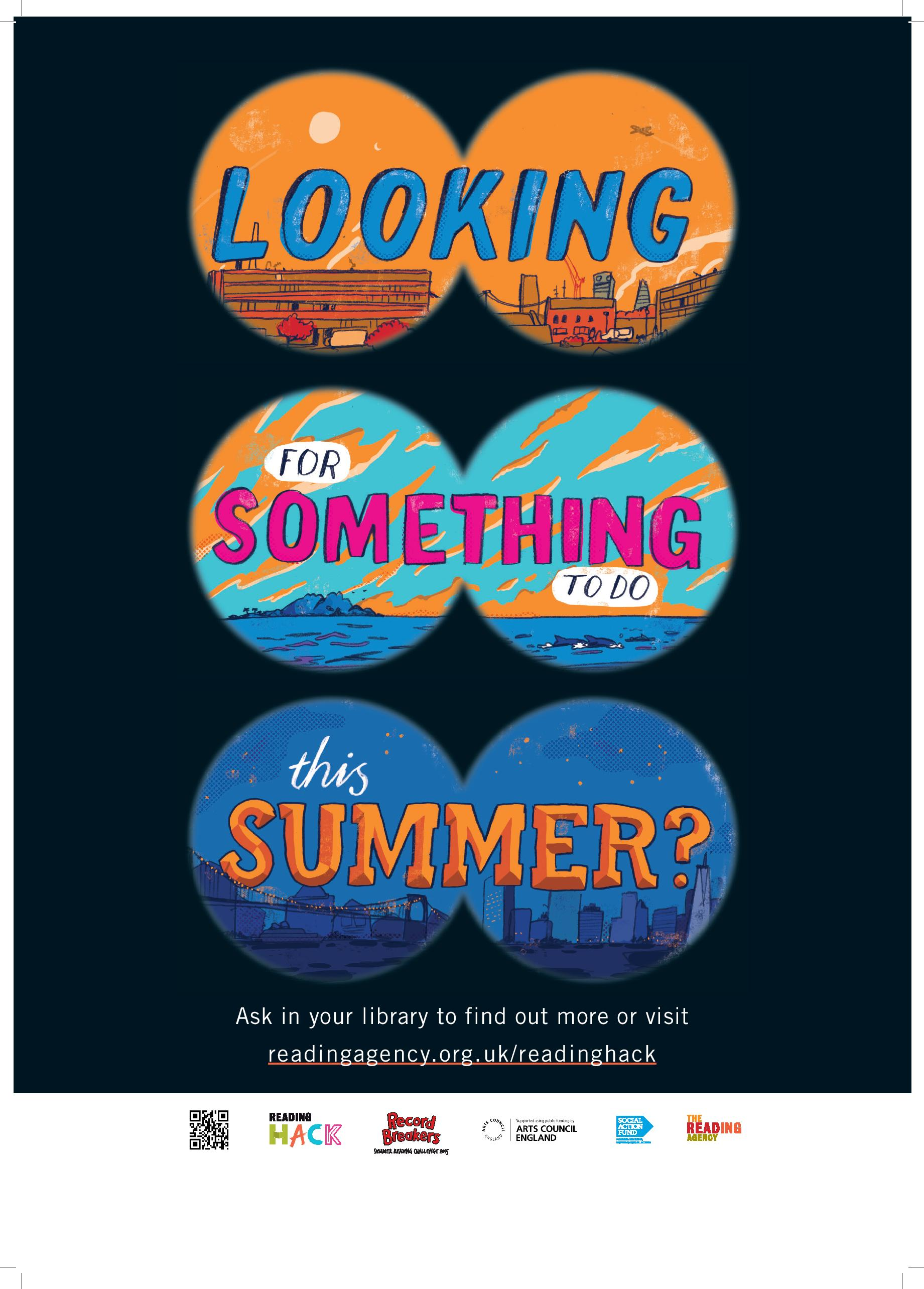 Resources for recruiting young volunteers 2015 reading agency download black poster with space for overprinting altavistaventures Choice Image