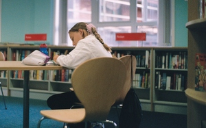 Libraries through the Lens 001 - girl studying.jpg